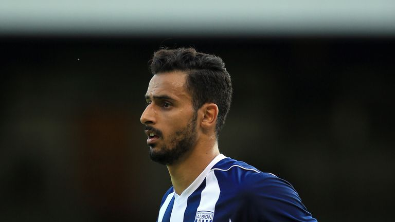 Nacer Chadli looks set to complete a £10m move to Monaco