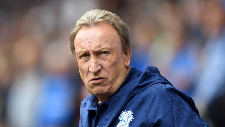 Cardiff boss Neil Warnock has confirmed Mendez-Laing will be out for three months