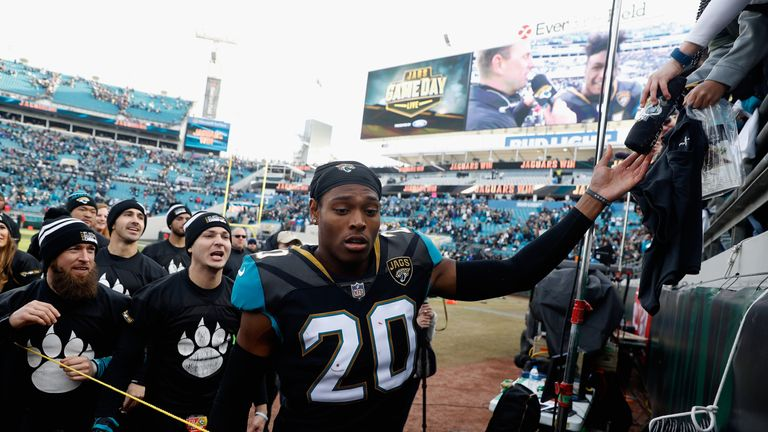 All-Pro cornerback Jalen Ramsey was suspended for threatening reporters who were filming the altercation between his team-mates