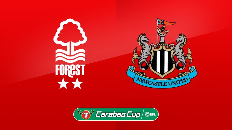 Nottingham Forest v Newcastle United