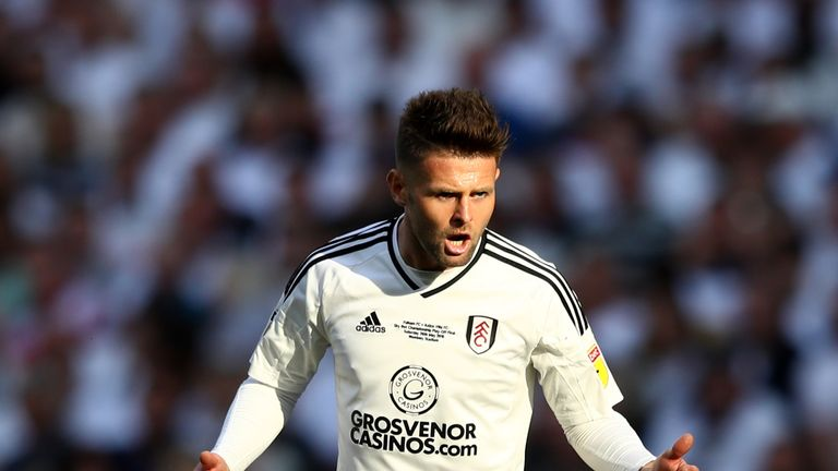 Norwood spent last season in the Championship on loan at Fulham