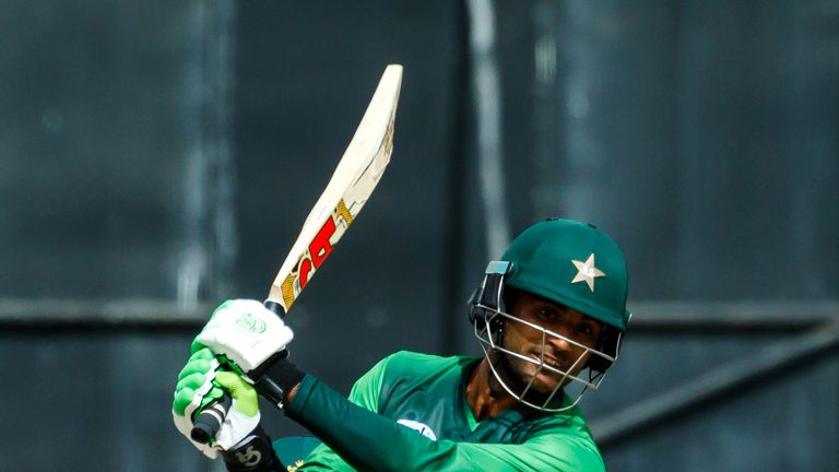 Fakhar's innings of 91 against Australia helped Pakistan to win the recent tri-series tournament in Zimbabwe