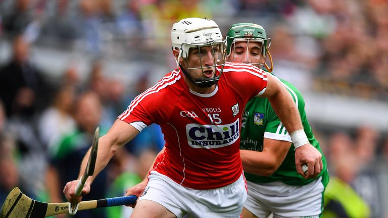 Pat Horgan led the line for Cork all year