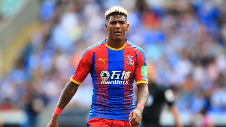 Van Aanholt says Palace's squad is looking good ahead of the new campaign
