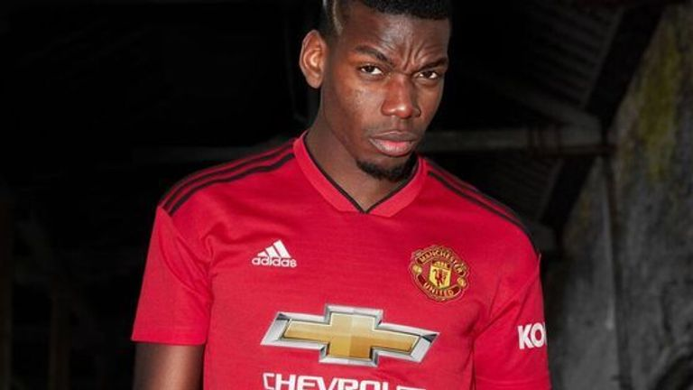 Barcelona have reportedly dropped their interest in Paul Pogba
