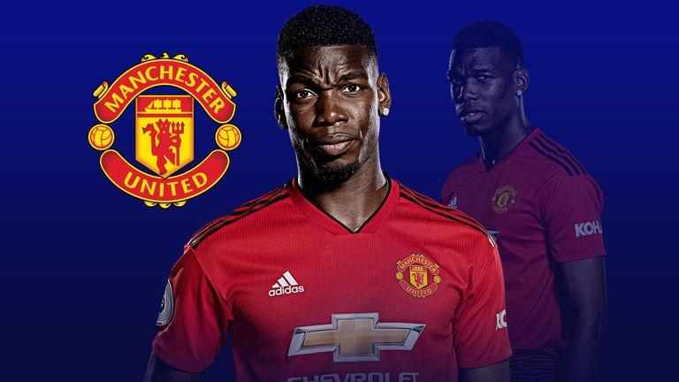 Paul Pogba has dominated the headlines recently
