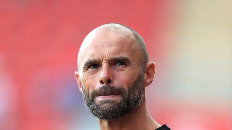 Rotherham boss Paul Warne