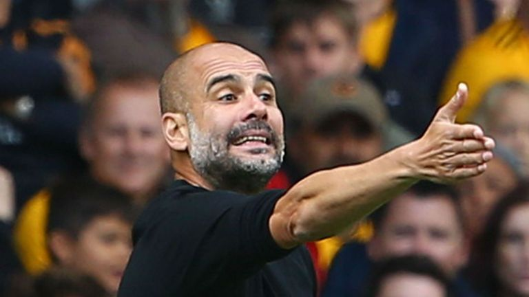 Pep Guardiola has won titles in Spain, Germany and England