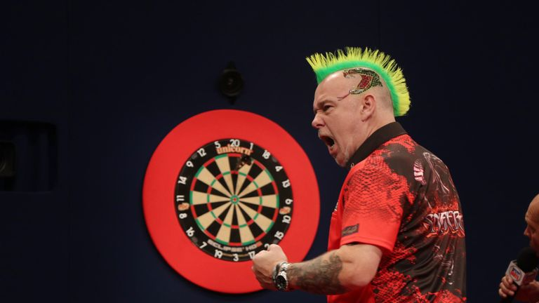 Peter Wright - World Series of Darts Melbourne