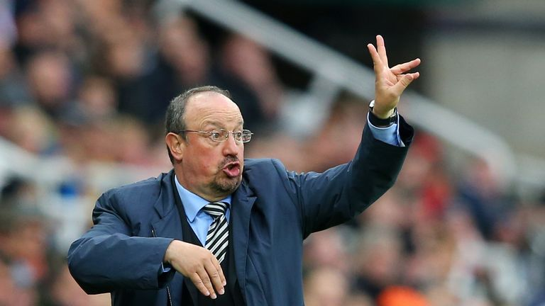 during the Premier League match between Newcastle United and Chelsea FC at St. James Park on August 26, 2018 in Newcastle upon Tyne, United Kingdom.