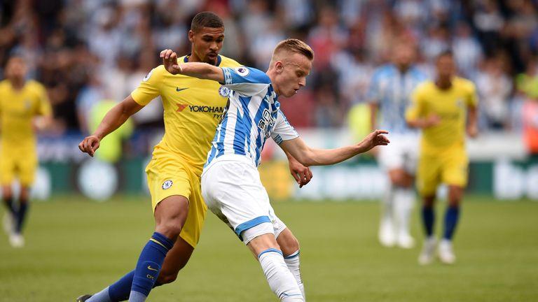 Chelsea v Huddersfield Ruben Loftus Cheek