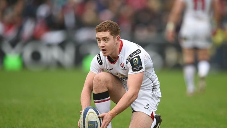 Paddy Jackson will begin his spell with Perpignan this season