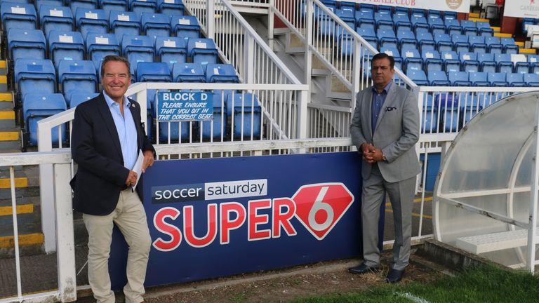 Hartlepool United's Victoria Park renamed 'The Super 6 Stadium'