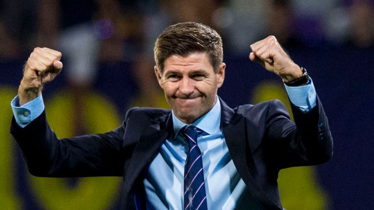 Rangers can once again dominate Scottish football under Steven Gerrard's guidance, says Dave King