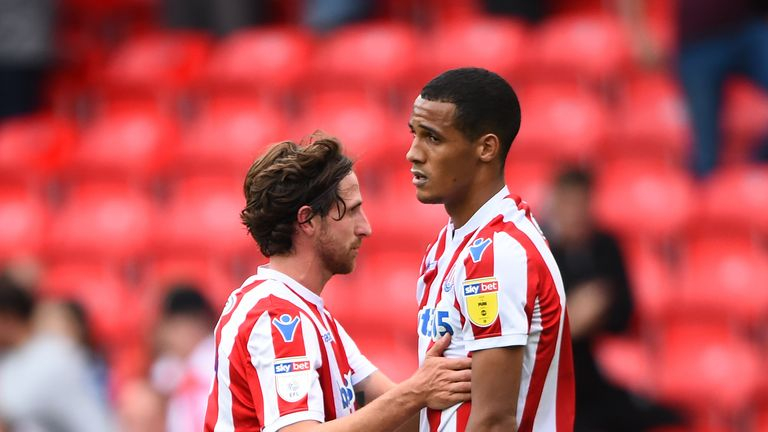 Stoke have struggled to adjust to life back in the Sky Bet Championship