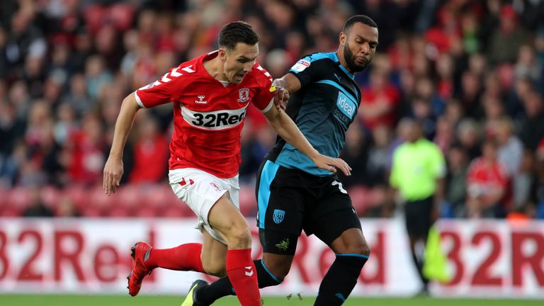 Stewart Downing has made almost 400 appearances for Middlesbrough