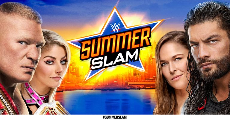 Test your SummerSlam trivia knowledge with our special Sky Sports quiz!