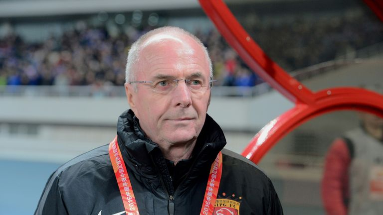 Sven-Goran Eriksson is another man Ljungberg would be keen on heeding advice from