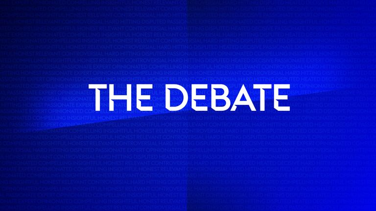 The Debate is on Sky Sports Premier League