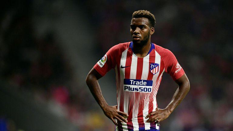 Thomas Lemar Atletico Madrid