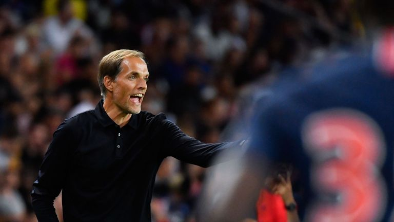 Thomas Tuchel held a meeting with several PSG stars last week