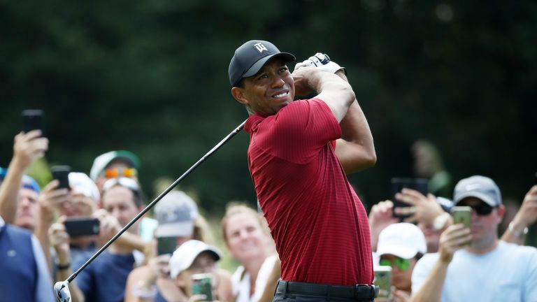 Tiger Woods remains confident of ending his five-year winning drought on the PGA Tour
