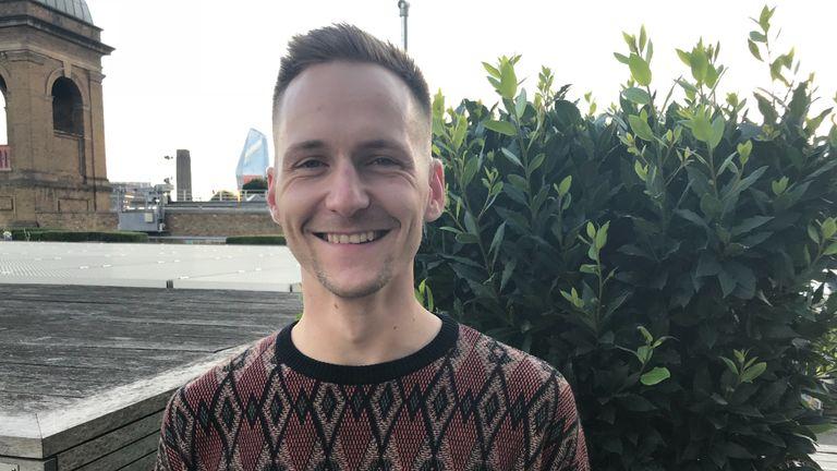 Tom Wohlfahrt will partner with his boyfriend to participate in same-sex dancesport