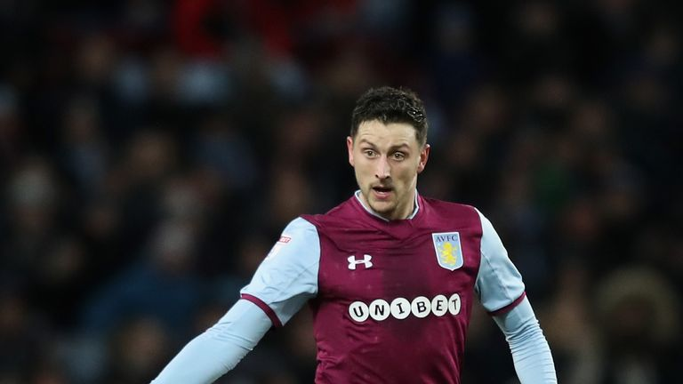 Tommy Elphick is set to join Hull on loan from Aston Villa