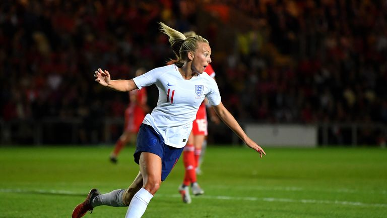 Toni Duggan will captain England against Austria