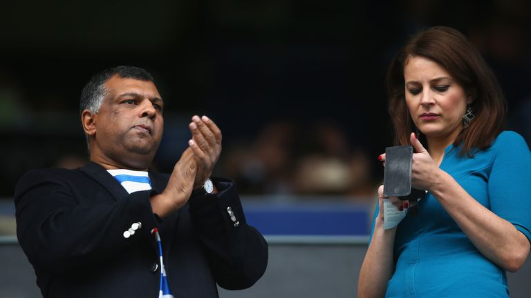 Tony Fernandes says he will consider moving QPR out of Hammersmith and Fulham