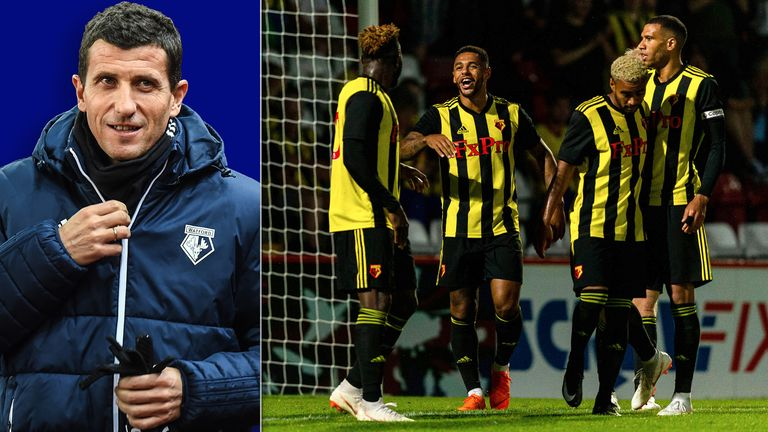 Watford are tipped to struggle this season by Paul Merson