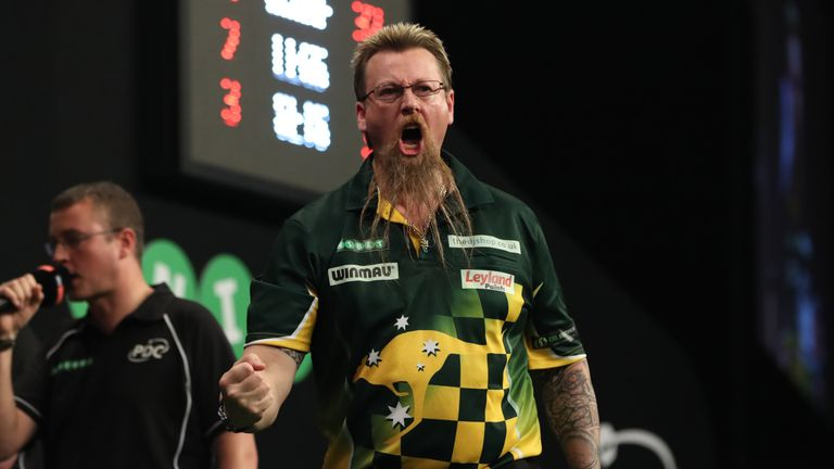 World No 9 Simon Whitlock will feel aggrieved at not being selected to play