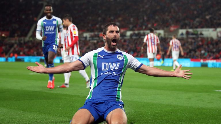 Sunderland have submitted an official offer to buy Will Grigg from Wigan