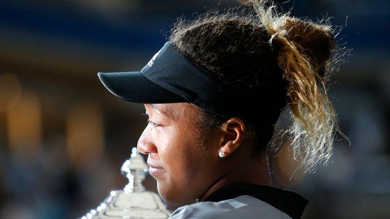Naomi Osaka was mystified by Serena Williams' spectacular meltdown