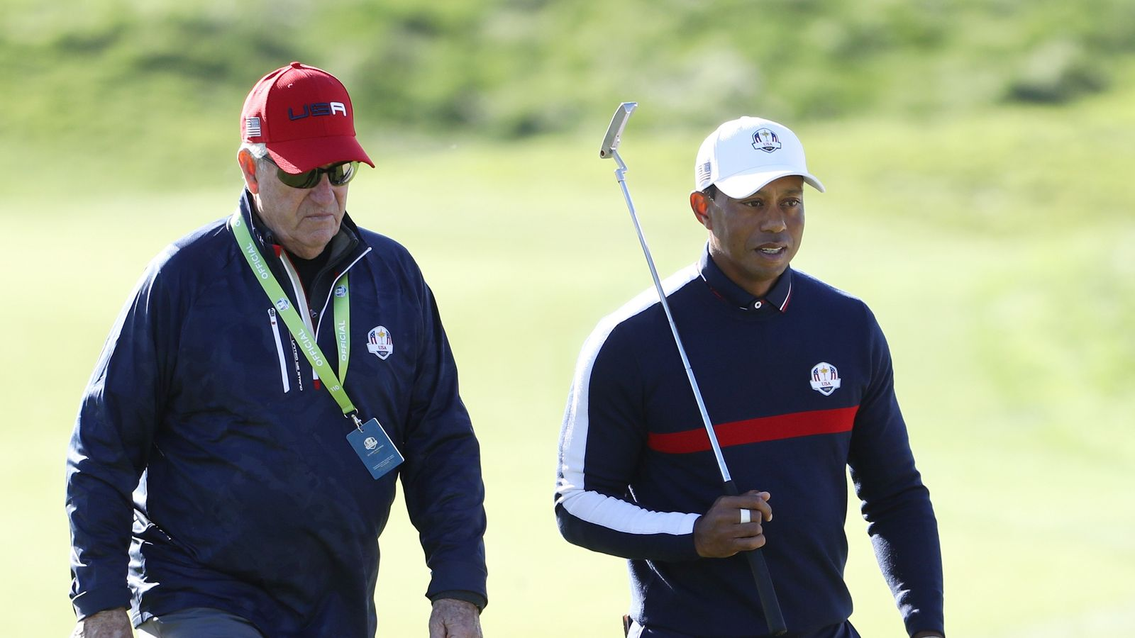 ac198954 Tiger Woods back to his best and not to blame for Ryder Cup record, says  Butch Harmon | Golf News | Sky Sports