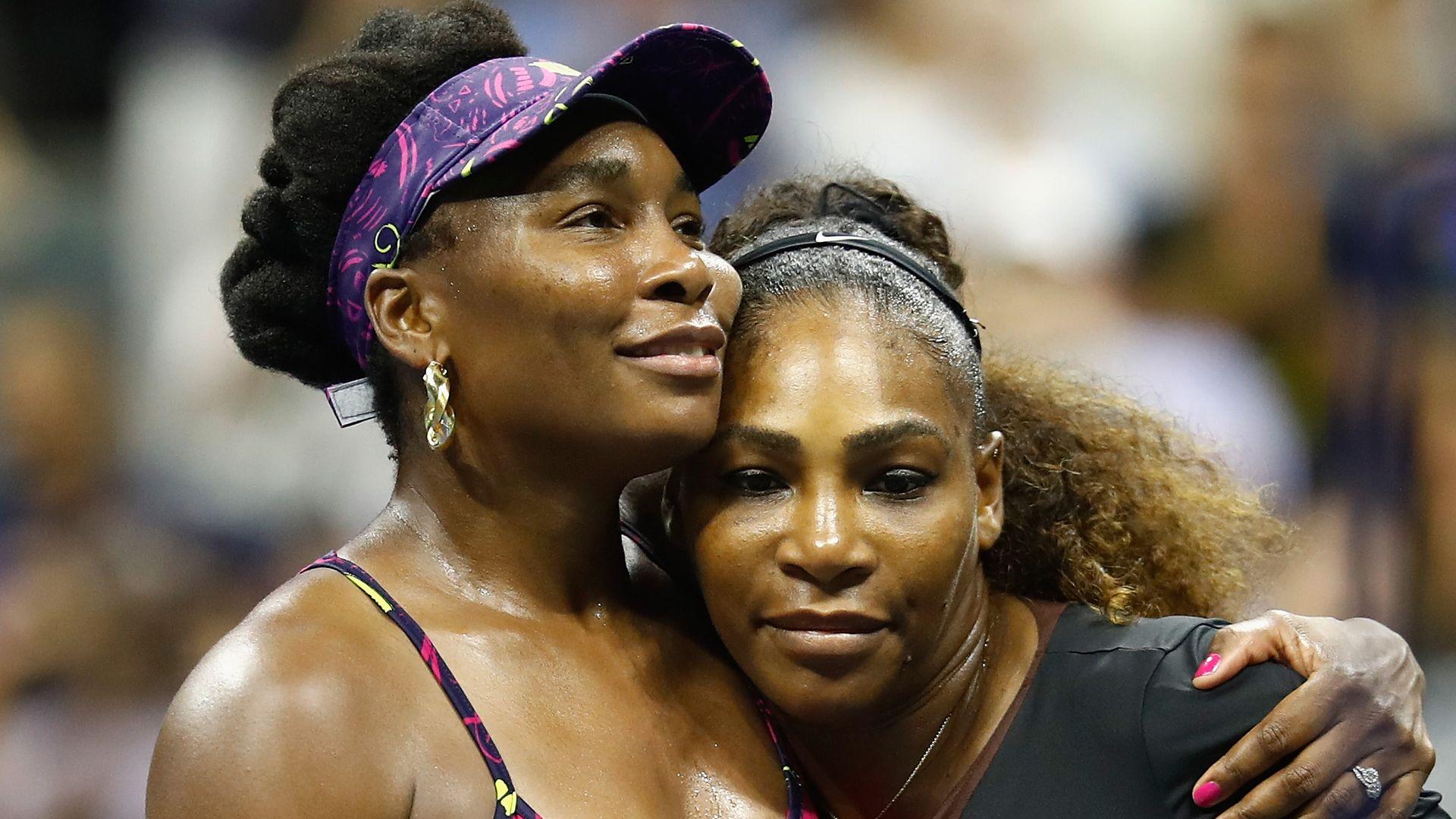 Venus, Serena still shining in their twilight years