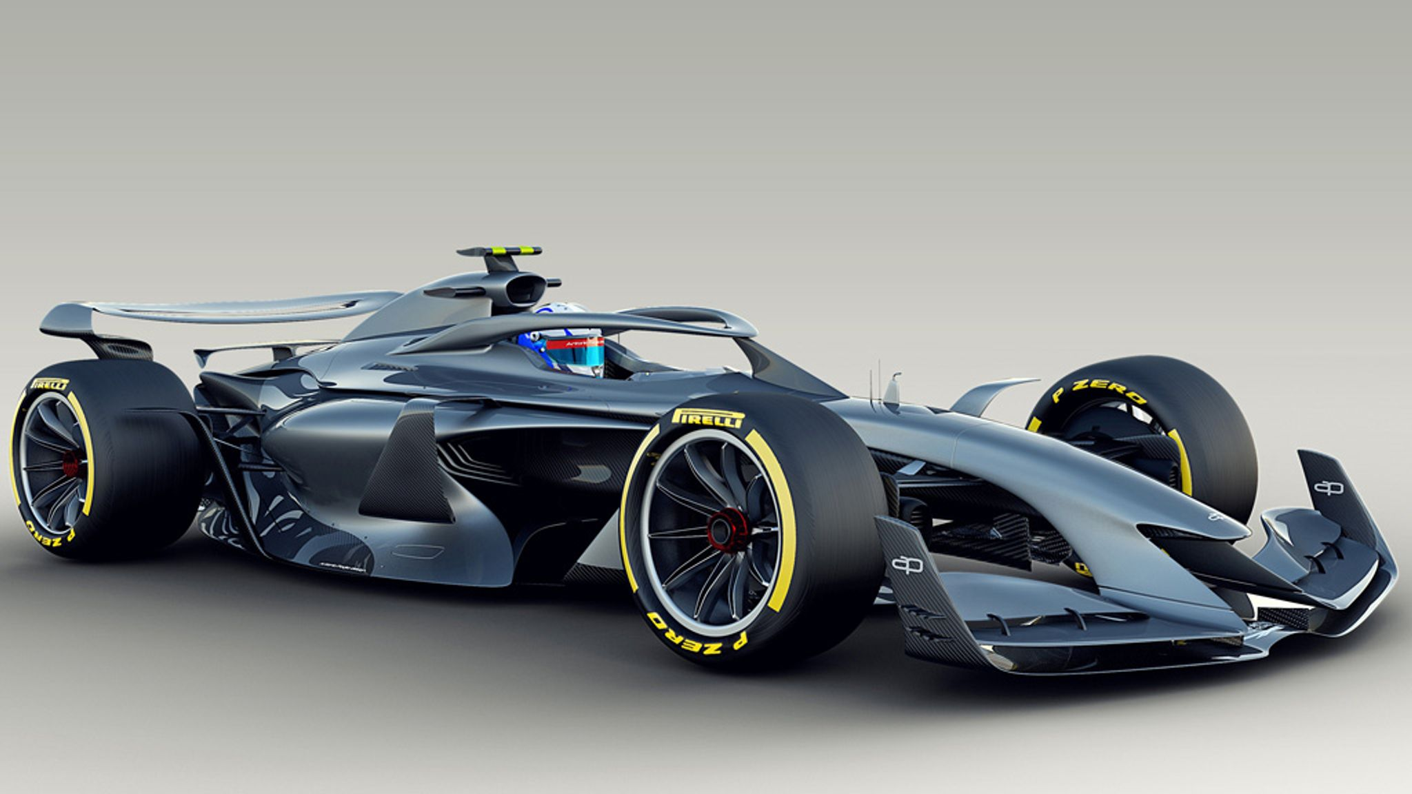 2020 Formula One Schedule F1 reveals 2021 concept cars with aim to improve racing | F1 News