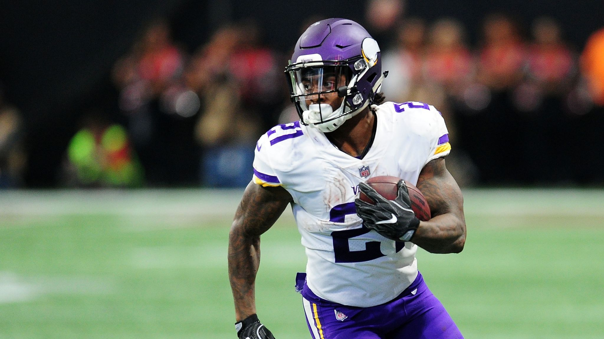 info for 635ef 65d9a San Francisco 49ers running back Jerick McKinnon out for ...