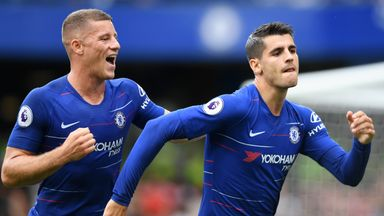 Chelsea travel to Liverpool in the third round of the Carabao Cup on Wednesday