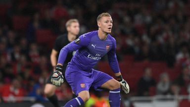 fifa live scores -                               Emery: Leno will get chances