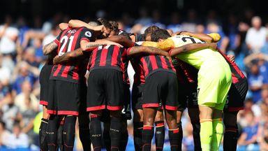 fifa live scores -                               Howe: Bournemouth team spirit 'special'