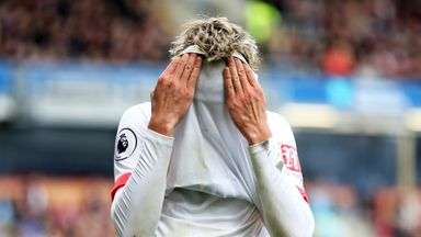fifa live scores -                               Howe: We must learn from Burnley loss