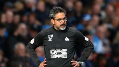 David Wagner says he was angered by the Denmark coach's remarks