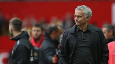 fifa live scores -                               Jose: Man Utd did not deserve to win