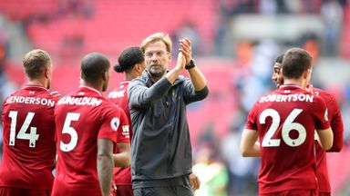 fifa live scores - Jurgen Klopp delighted with Liverpool but not getting carried away by 100 per cent start