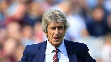 fifa live scores - West Ham manager Manuel Pellegrini dismisses 'leak' concerns