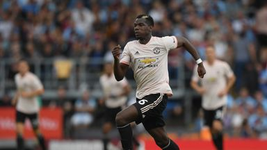 Juventus reportedly want to re-sign Paul Pogba
