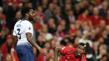 Paul Pogba has called for Manchester United to be more attacking at Old Trafford