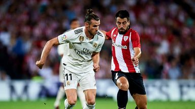 Real Madrid dropped their first points of the season against Athletic Bilbao