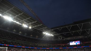 fifa live scores - FA to spend £2m on Wembley floodlights for Euro 2020